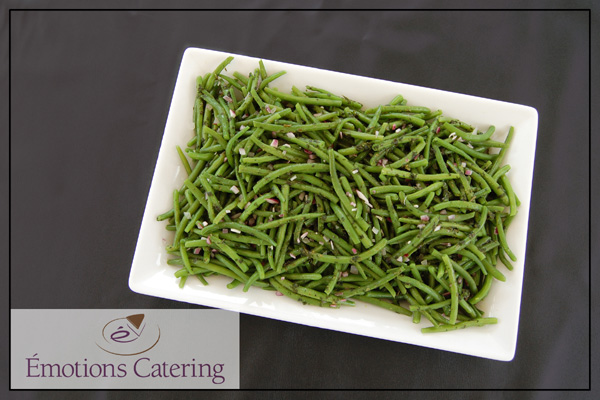Refreshing Green Bean Salad