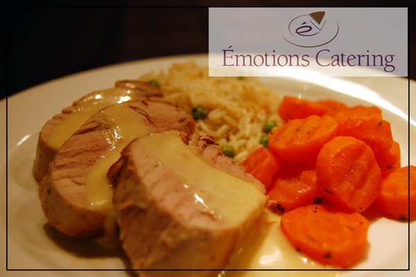 - Emotions Catering - Cornwall Ontario Caterers